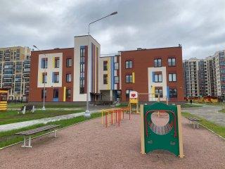 Новый детский сад бугровчанам рад